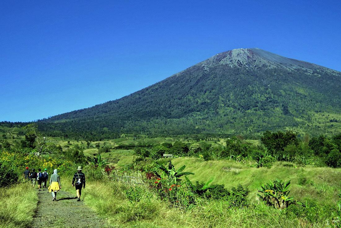 вулкан Ринджани