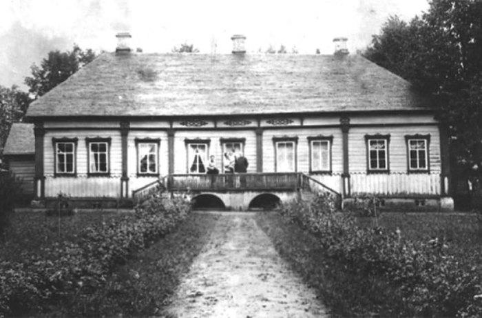 Помещичий дом Мироновых в Екатериново | Фото: gzhatsk.ru