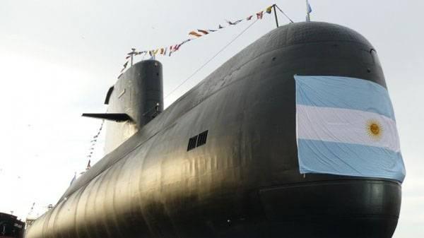 """ВМС Аргентины: Зафиксированы сигналы предположительно с борта ПЛ """"Сан-Хуан"""""""