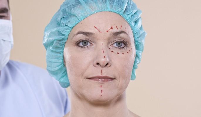 Как смоделировать лицо без операции
