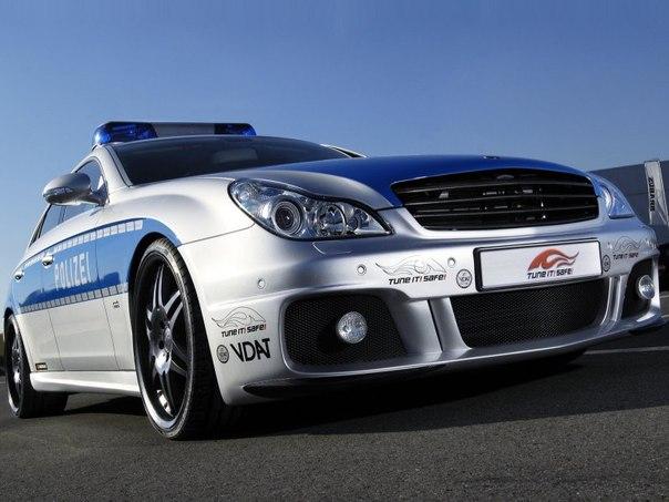 Полицейские машины: от Лады до Lamborghini