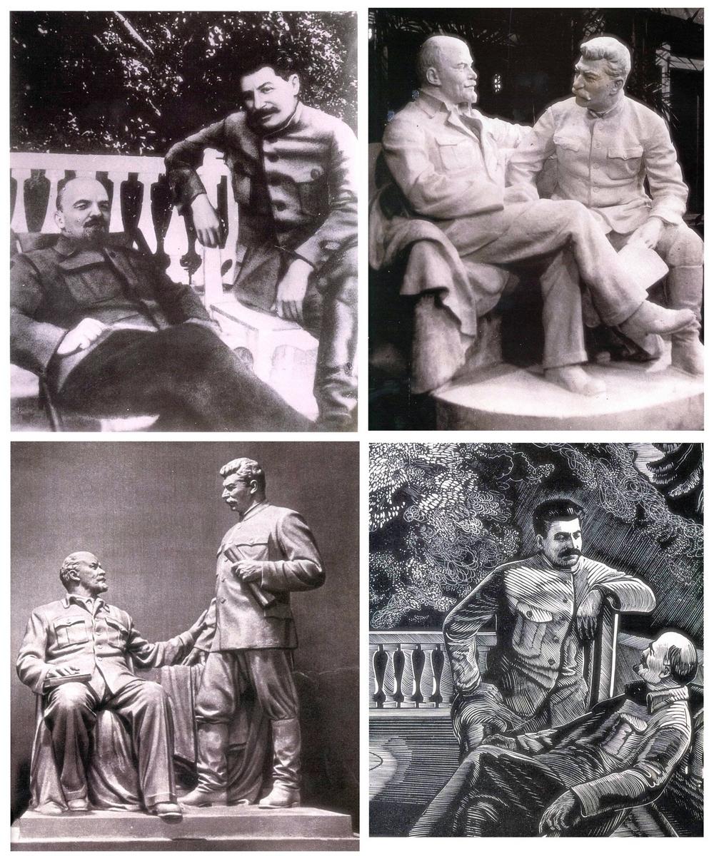 Задолго до фотошопа: искусство удаления людей с фотографий в СССР