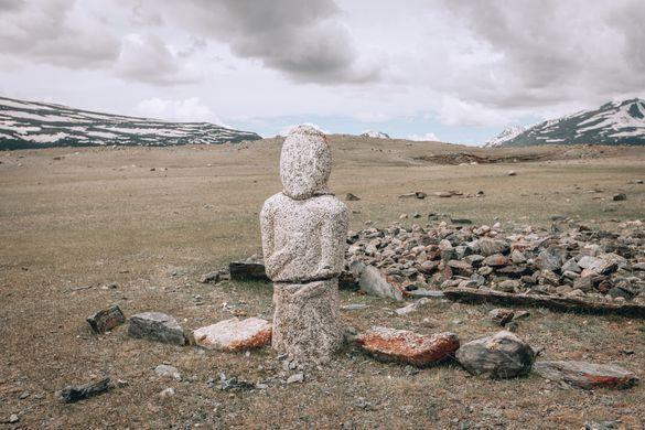 В Монголии обнаружили древние курганы периода неолита