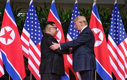 МИД России позитивно оценил итоги саммита США-КНДР