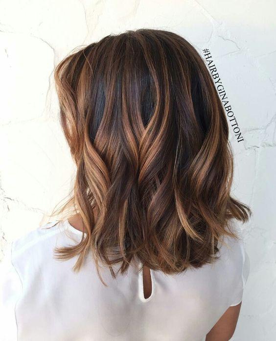 Особенности и разновидности балаяжа для коротких волос: 15 стильных вариантов