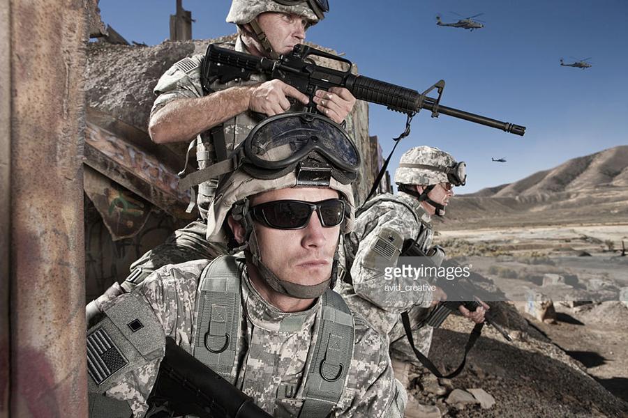 О плодах военного успеха США