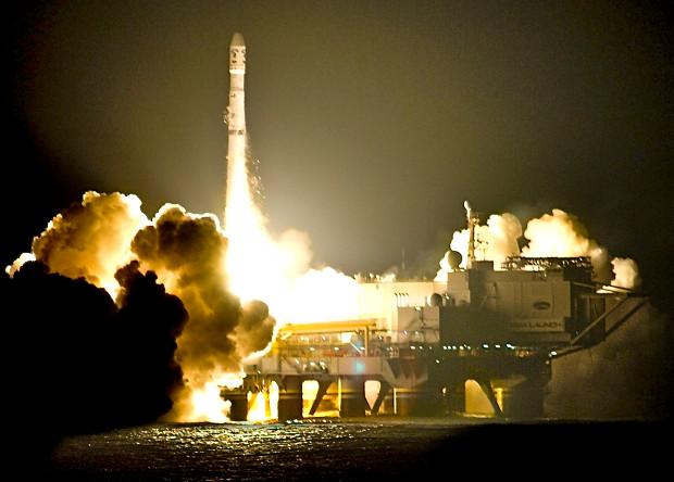 Украинцы возобновят производство ракет для «Морского старта»