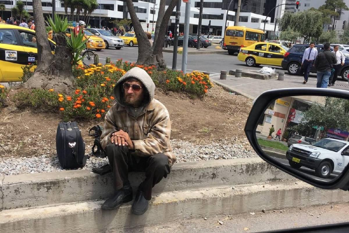 Выяснилось, что пропавший россиянин 8 лет делал в Эквадоре (фото)