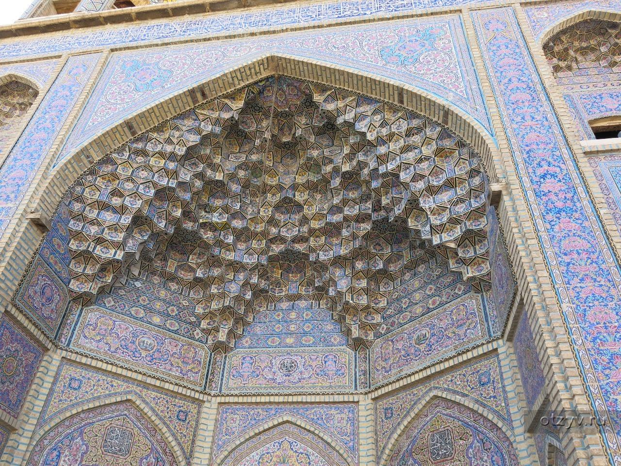 Завораживающие своды мечетей