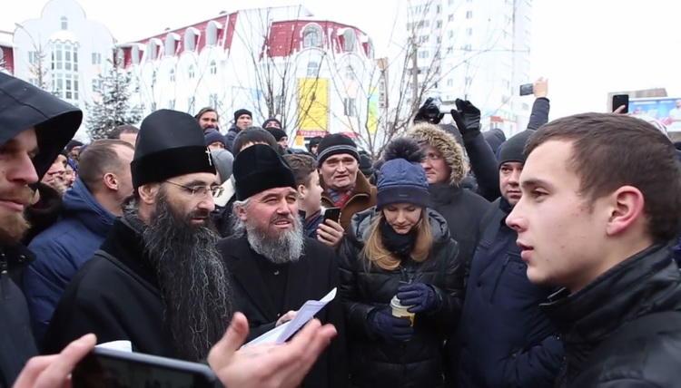 Церковные активисты из Право…