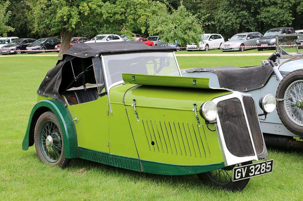 Автомобиль, созданный для ухода от налогов: как выглядит самая уродливая машина в мире