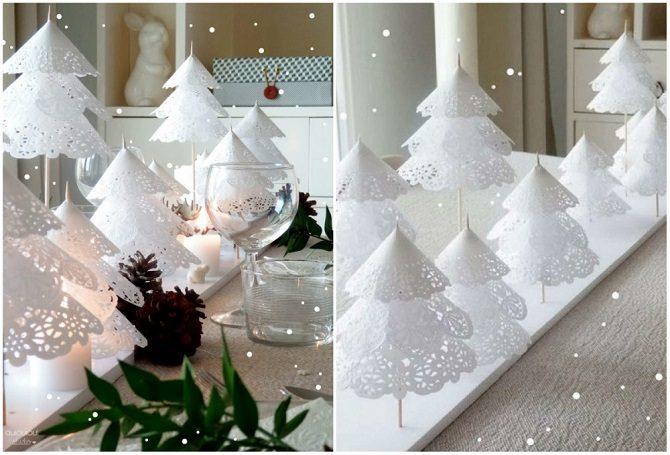Как превратить дом в настоящую снежную сказку