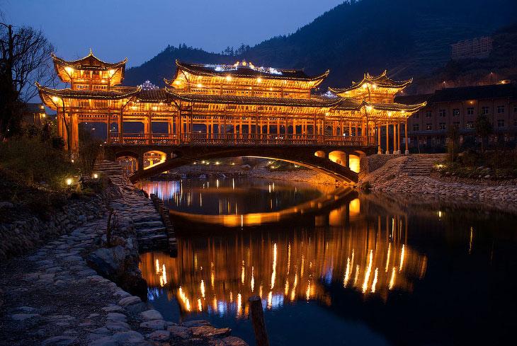 Китай — путешествие в провинцию Гуйчжоу