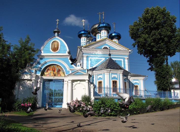 Балахна, Сретенская церковь