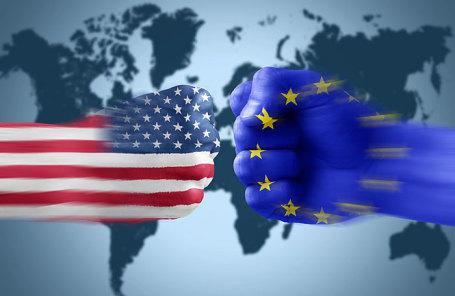 США «топят» европейскую экономику