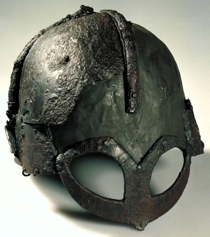 Самые дорогие шлемы. Часть девятая. Гъермундбю: самый знаменитый шлем викингов