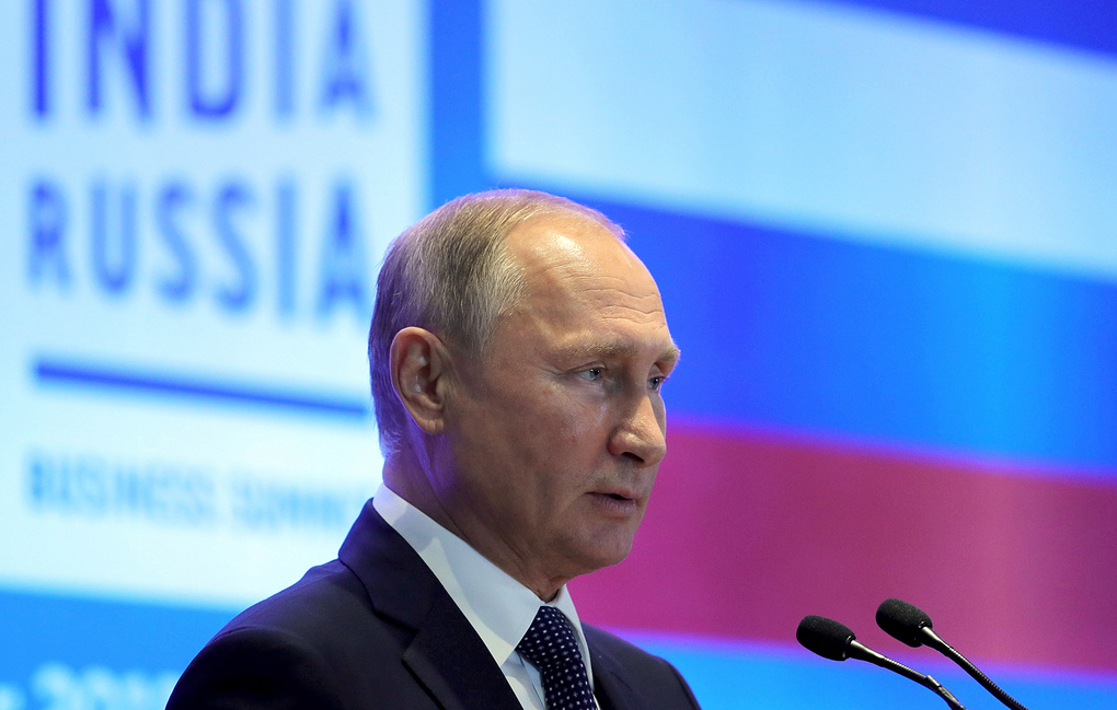 Путин заявил, что рост реальных зарплат в РФ достиг рекордных 8,7%