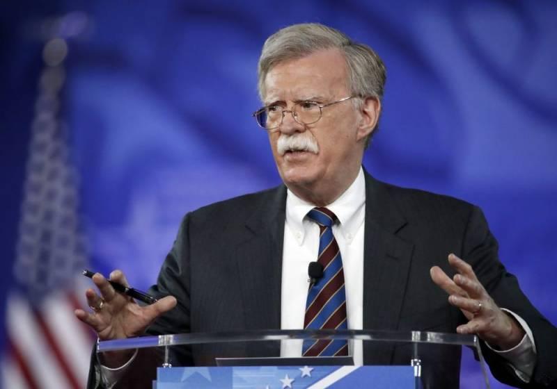 Болтон: США накажут всех, кт…