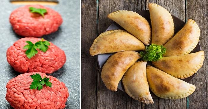 «Уральские посикунчики» - эти замечательные пирожки с фаршем разлетаются в мгновение ока!