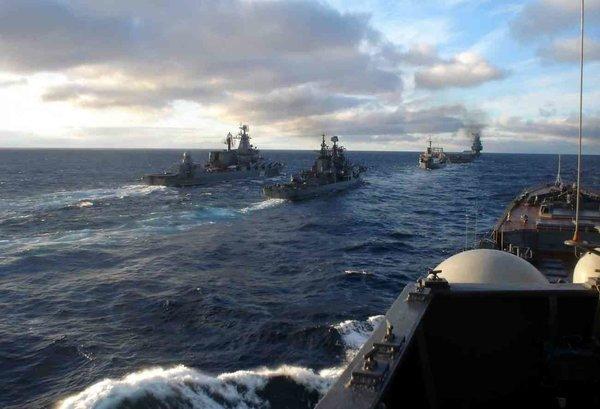 """""""Подарок"""" для НАТО: Путин оставил Черноморский флот с """"Калибрами"""" в Средиземном море"""