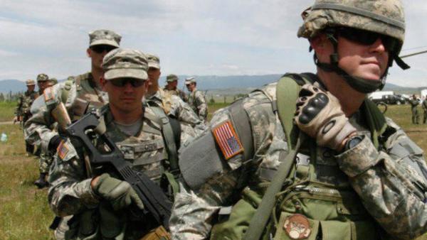 """""""От танковой дивизии останутся одни воронки""""- военный эксперт рассказал о военной базе США в Польше"""