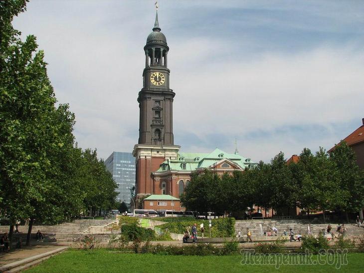 Популярные достопримечательности Гамбурга