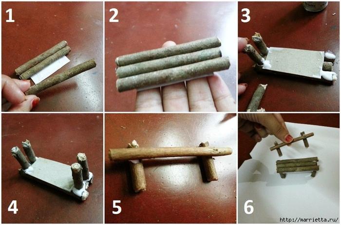 Как сделать мини аксессуары своими руками