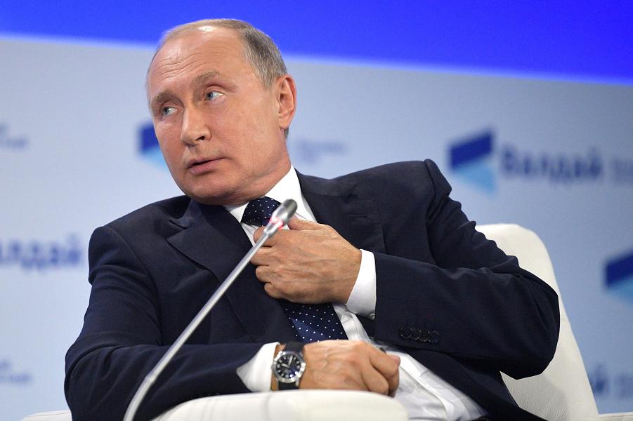 «У нас люди умные». Путин о пенсиях, революциях и отношении народа к руководству