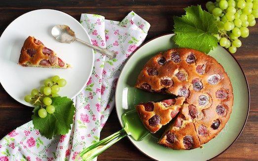 Деревенский пирог — отличное…
