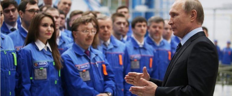 Путин устанавливает новые рекорды