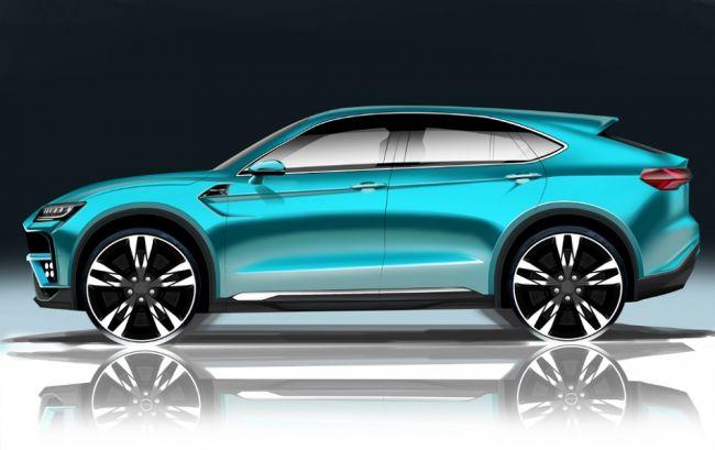 В Китае выйдет бюджетный «клон» Lamborghini Urus