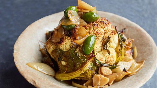 Запеченная цветная капуста: рецепт от шеф-повара Джейми Оливера