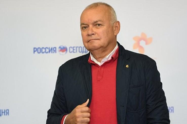 Киселев ответил на предложен…