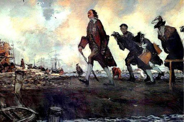 Геймер Пётр Великий. Какие умения русский царь прокачал в Англии