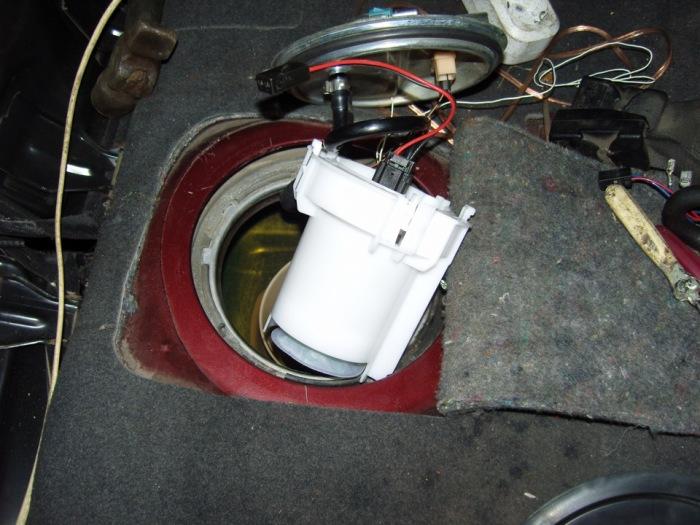 В первую очередь могут быть проблемы с подачей топлива. |Фото: trollracing.com.ua.