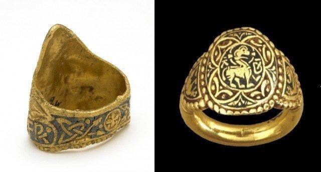 Удивительно, но это не единственное кольцо связанное с этим историческим лицом! интересно, история, мумии, наука, скелеты