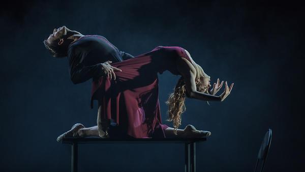 Танцевальное шоу «LET GO» со…