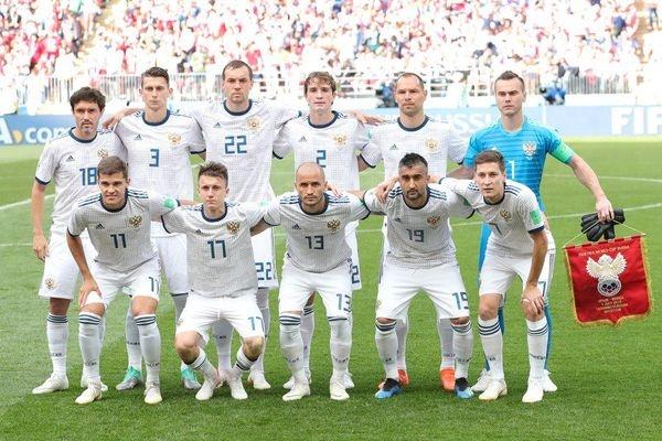 Перед матчем сХорватией наЧМ-2018 сборная России обратилась кболельщикам