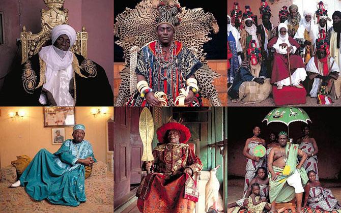 Африканские короли – фотографии исчезающей эпохи