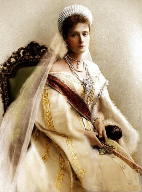 Вкус и наряды последней российской императрицы