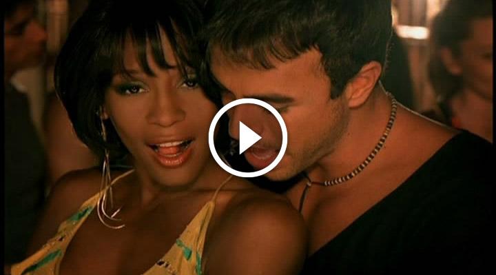 Волшебный дуэт неподражаемой Whitney Houston и Enrique Iglesias — супер-хит, любимый во всем мире