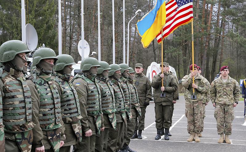 «США затягивают Украину в Сирию»