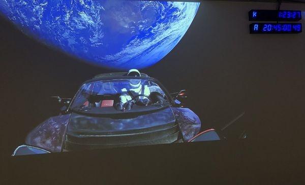 Илон Маск опубликовал видео …