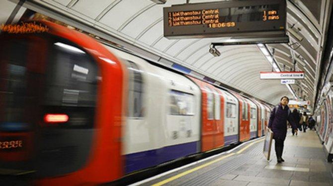 Отныне в лондонском метро не…