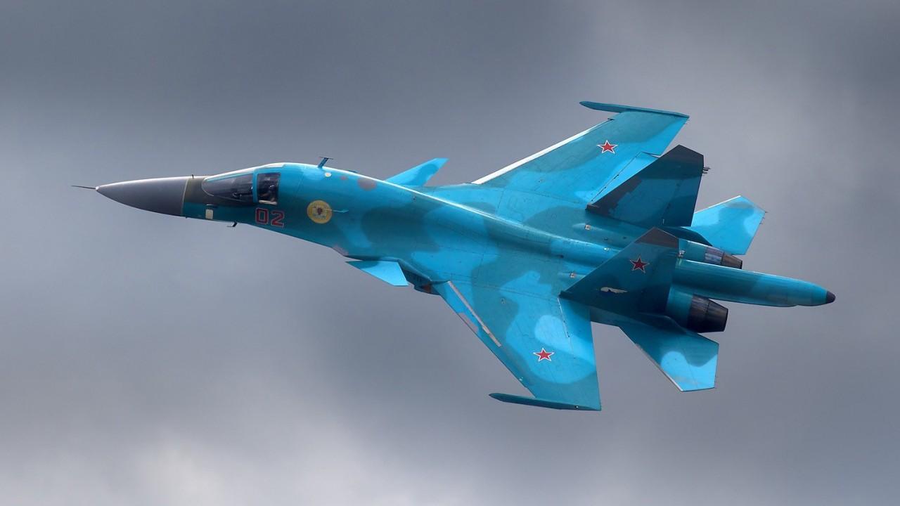 Тело одного из летчиков Су-34 обнаружили в Японском море
