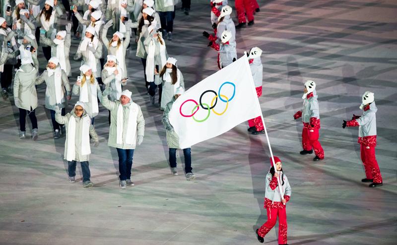 Позор Олимпиады-2018: Без Родины, без флага, без золота