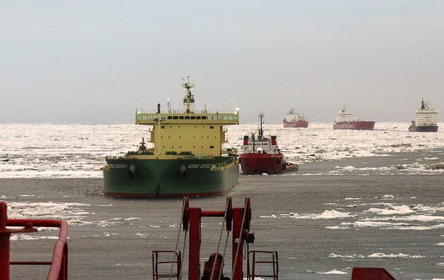 Отныне возить нефть и газ по…
