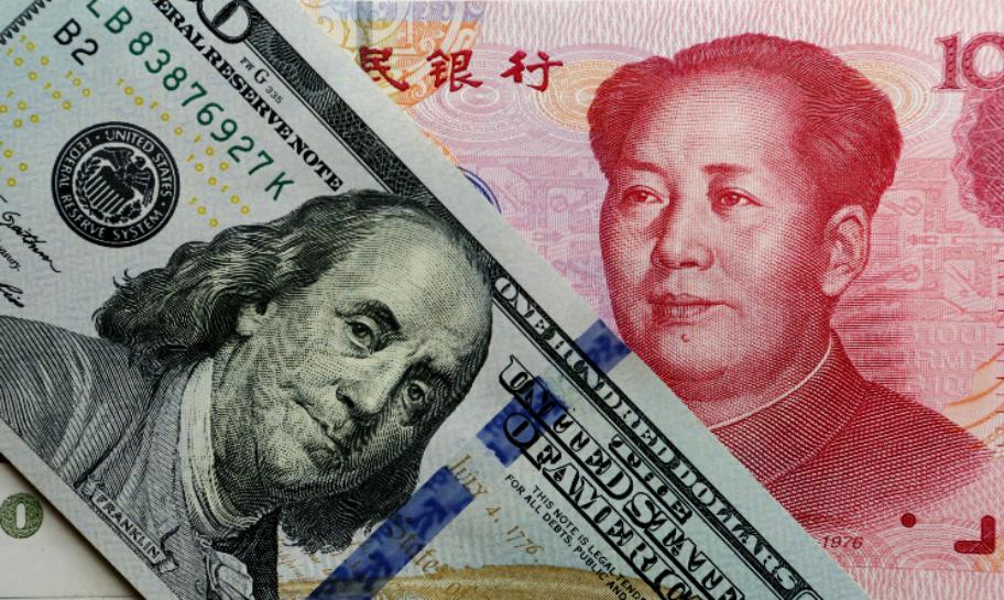 Эксперт: доллар падает из-за расчетов за нефть в юанях
