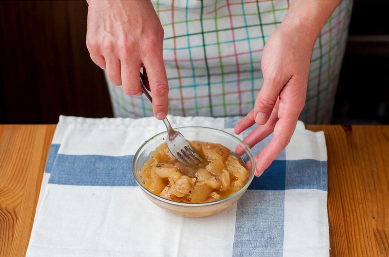 Делаем яблочное пюре