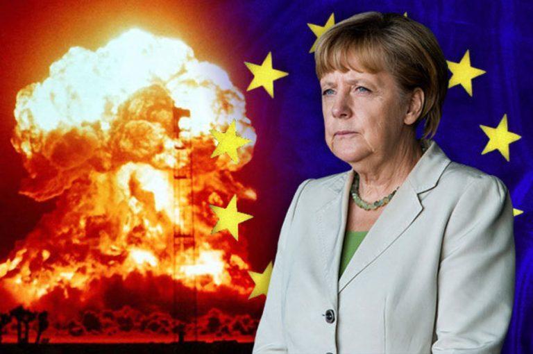 Ядерная Германия: НАТО - в топку? Своя рубашка ближе к телу?